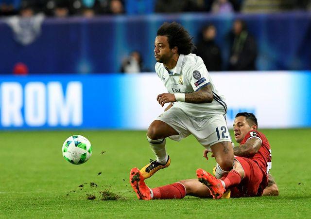 «Реал» разгромил «Севилью» вКубке Испании, Родригес сделал дубль