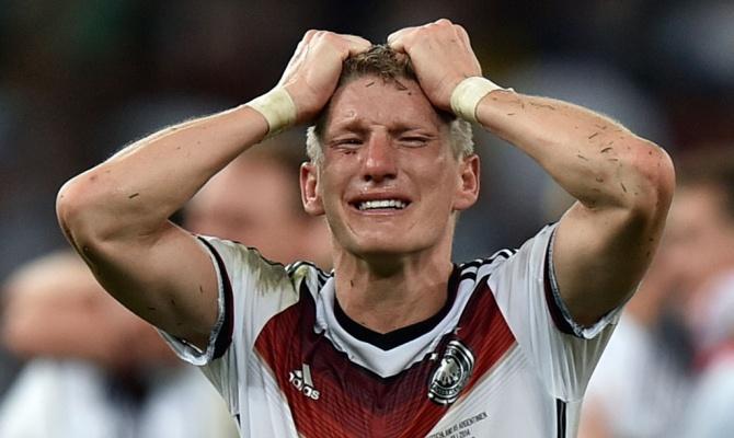 Швайнштайгер может пропустить остаток сезона и Евро-2016 из-за очередной травмы