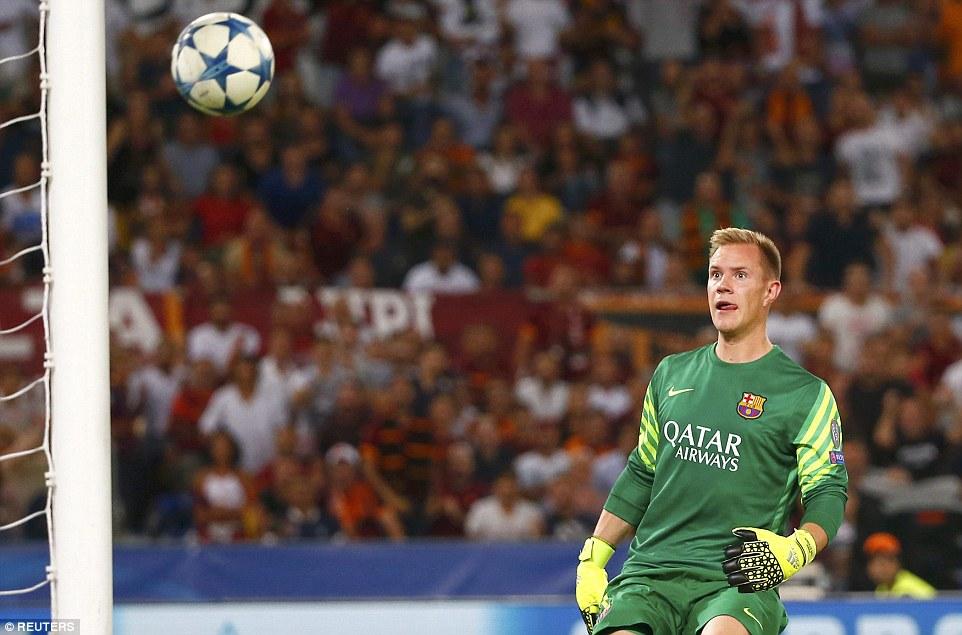 Тер Штеген 25 матчей в Барселоне – это для меня мало