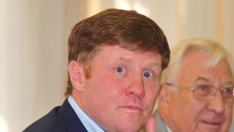 Сергей Анохин стал вице-президентом РФС