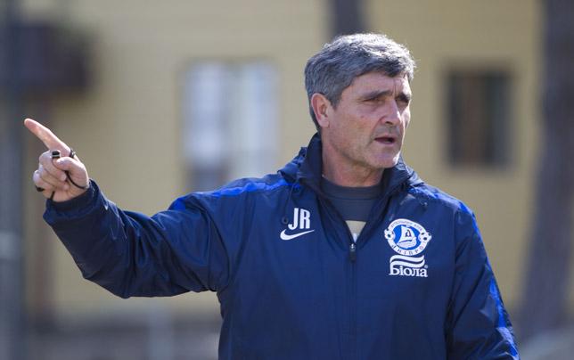 Хуанде Рамос подал вотставку споста тренера Малаги